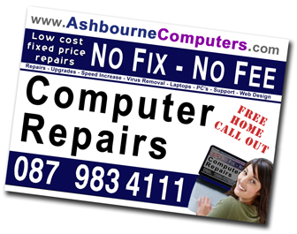 Discount Computer Repairs Ashbourne